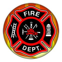 Fits Ginger Snap Fire Dept 18mm Snap Tgs1284