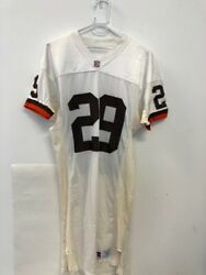 Eric Turner Team Issued Official Nfl Jersey Cleveland Browns Russell Athletic