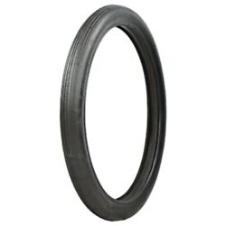 28x2 Cl U.s. Rubber Ribbed Blackwall Motorcycle Tire - Each Coker 63282