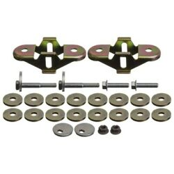 Alignment Caster Camber Kit For Avenger Diamante Eclipse Galant Rear W Spacer