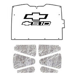 Hood Insulation Pad Heat Shield For 1994-2004 Chevy S-10/s-15 With G-011 S-10