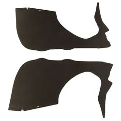 Trunk Side Panel Board Brown 2pc For 1956 Buick Special 2 Door Convertible