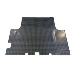 Trunk Floor Mat Cover For 1966-1967 Dodge Charger 2dr Hardtop Gray Houndstooth