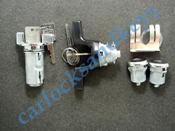 1983-1994 Gmc S-15 Jimmy Ignition Door And Tailgate / Trunk Lock