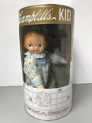 Horsman Authentic Reproduction 1910 Campbell's Soup Kid Doll