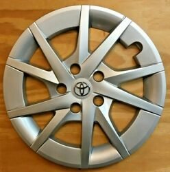 Replacement For 2010-2018 Toyota Prius V 16 Inch Hubcap Fits 570-61165