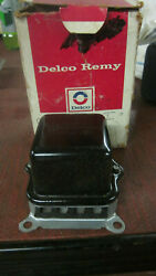 Nos 1969 1970 1119515 9l November 69 Delco Remy Voltage Regulator Corvette 515