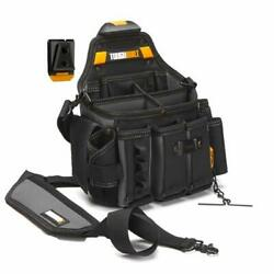 Hvac Tool Bag Electrician Set Backpack Tech Adjustable Organizer Pouch Tote New