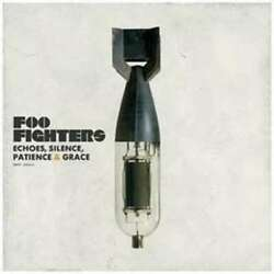 Echoes Silence Patience And Grace - Foo Fighters Cd Sealed New