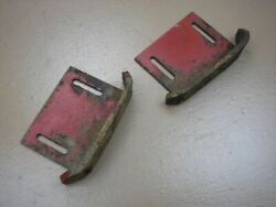 Wheel Horse 518-h Tractor 79361 44 Two-stage Snowthrower Skid Shoes 78-0800