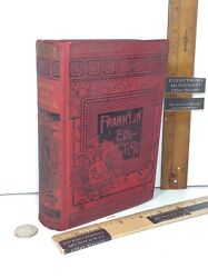 Franklin Edition Illustrated Childrens Bible Picture Book Old And New Testament