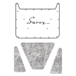 Hood Insulation Pad Cover For 1962-1964 Plymouth Savoy Acoustihood Kit