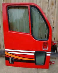 Genuine Kenworth Truck T2000 Passenger Door With Glass And Hinges Paccar