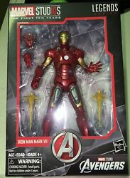Marvel Legends: First Ten Years Iron Man Mark VII MCU Iron Man
