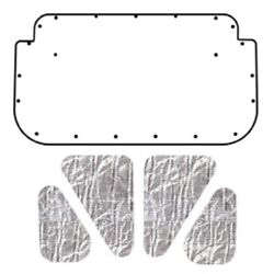 Hood Insulation Pad Cover For 1965-1966 Dodge Dart Acoustihood Kit Smooth