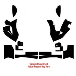 Body Panel Insulation Sound Deadener Kit For 64-70 Chevy 6 Cylinder Engine Cover
