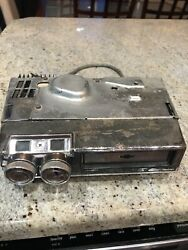 1968 Only Chevelle Malibu Ss396 El Camino Oem Delco 8 Track. Free Shipping To Us
