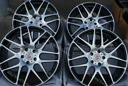 Alloy Wheels And Winter Tyres 18 Exile-r For Vw T5 T6 T28 T30 T32 Van Minibus Bp