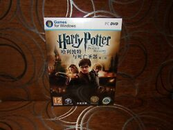 Harry Potter And The Deathly Hallows Part 2 - Chinese Big Box Edition Pc Sealed