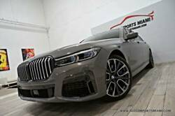 2020 BMW 7-Series 750i xDrive AWD 4dr Sedan 2020 BMW 7 Series 750i xDrive AWD 4dr Sedan 625 Miles Gray Sedan 4.4L V8 Twin Tu