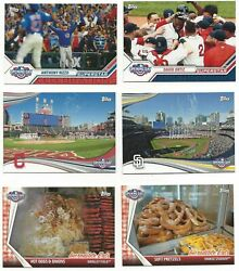 2017 Topps Opening Day Inserts Rcand039s Stars - All Listed - Who Do You Need