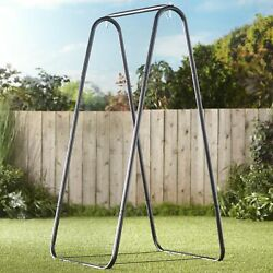 Metal Hammock A-frame Chair Stand - Swinging Seat Replacement Frame