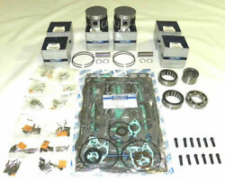 Yamaha 150 / 225 Carbed Power Head Platinum Rebuild Kit - 3rd Over Bore + 0.30