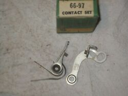 New Ignition Points 1940-1956 Checker-nash-packard-studebaker-willys-jeep
