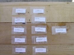 Lionel Rivet Kit For Lionel Trains And Transformers 110 Total Parts Free Ship
