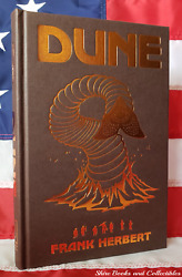 New Dune By Frank Herbert Deluxe Collectible Hardcover Edition Sci-fi Classics
