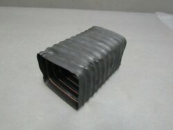 Ford Mercury Heater Connecting Duct 52 53 54 55 56 Square