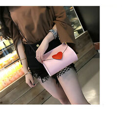 Faux Leather Crossbody Girls Handbag 1 Pcs Storage Phone Boho Shoulder Bag KV $8.64