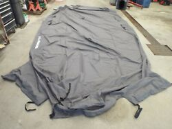 Suntracker Pontoon Playpen Cover For A 22 Fishing Barge 2016