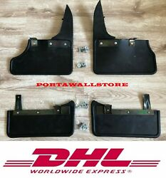 For Vw T6 Transporter Mud Flaps Front And Rear Great Quality Free Ship 930