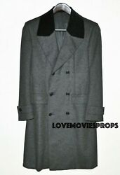 Twilight Robert Pattinson Edward Cullen Worn Coat Costume New Moon Prop Bella