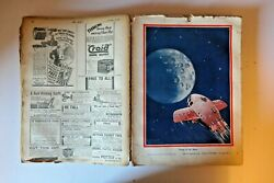 'the Scout' Magazine- Bound Collection Of 1929 To 1930, 46 Editions.