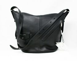 Marc Jacobs M0010930 The Sling Convertible Leather Black Bag NWT Authentic $219.95