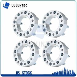 8x170 2 4 Wheel Spacers 14x2 Fits Ford F-250 F-350 Super Duty Excursion 2003