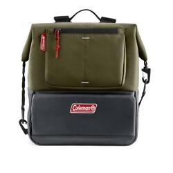 Coleman Convertible Can Dispensing Backpack Cooler Bag Reusable Ice Packs 12 Can $59.50