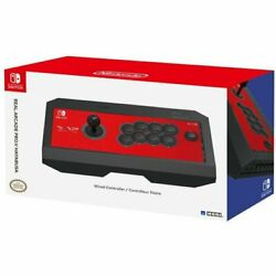 Switch Real Arcade Pro Kai V Hayabusa Official Licensed By Nintendo