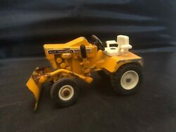 Ertl Allis Chalmers B-112 1/16 Lawn Tractor With Blade