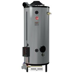 Rheem Commercial Water Heater 100 Gallon Natural Gas ... Price Is Negotiableandnbsp