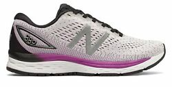 New Balance Womenand039s 880v9 Shoes White With Purple And Black