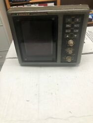 Furuno Fcv-667 Color Video Sounder Fish Finder Untested For Parts Repair As Is