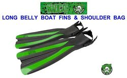 Mad Cat Belly Boat Fins For Float Tube Catfish Clonk Teaser Rod Fishing Clonking