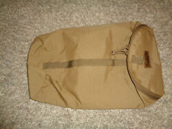 Kifaru Large Side Pocket W/ Malice Clips Coyote Tan New Sustainment Pouch