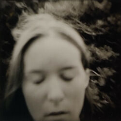 Nancy Rexroth Self Portrait, Before Storm, Ocean City, Maryland, 1970s Signed