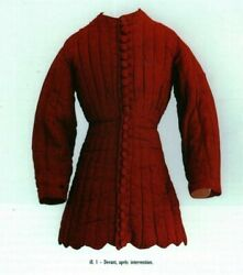 Mouse Over Image To Zoom Medieval-thick-padded-red-gambeson-play-movies-theater-