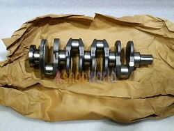 Crankshaft Assy 625r63ca0a For Hyundai Andkia/before Order Check Stock To Us
