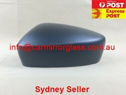 MIRROR HOUSE COVER CAP FOR MAZDA 3 BM 09 2013 07 2016 NO PAINT LEFT SIDE